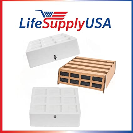 Iq Air Filters >> Lifesupplyusa Complete Filter Replacement Kit For Iqair