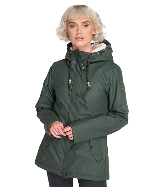 invernale Amazon it GiaccheGiacca Abbigliamento Ragwear Donna Marge AIw8qqEx