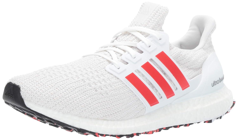 Adidas Ultra Boost Größe 46 Red Stripes Rot Schwarz NEU Herren