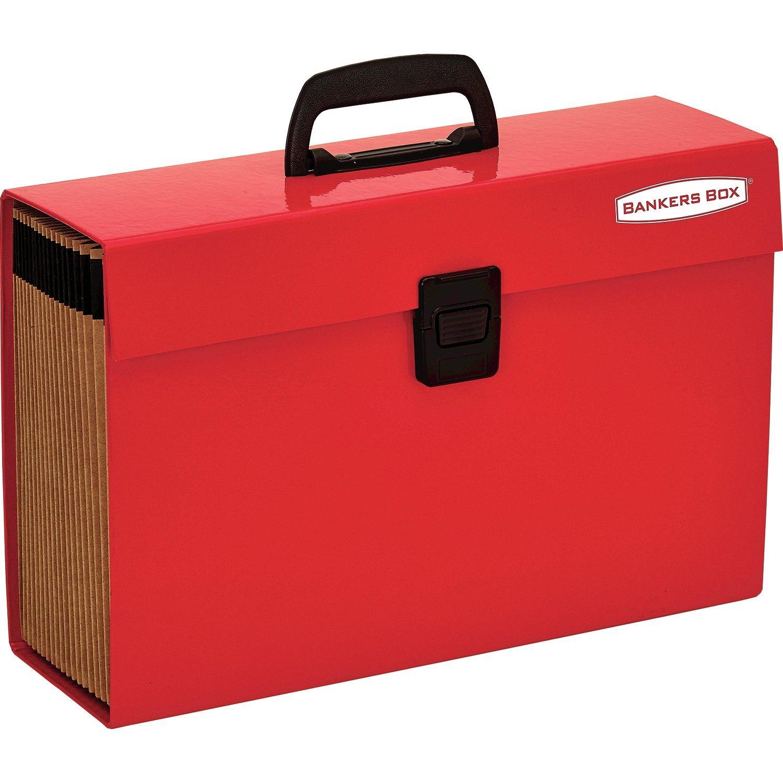 Bankers Box Handi 7230601 Handi Box File Rojo 64a550