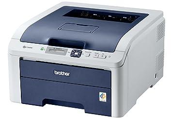 Brother HL3040CN - Impresora láser Color (A4, 16 ppm, Ethernet)