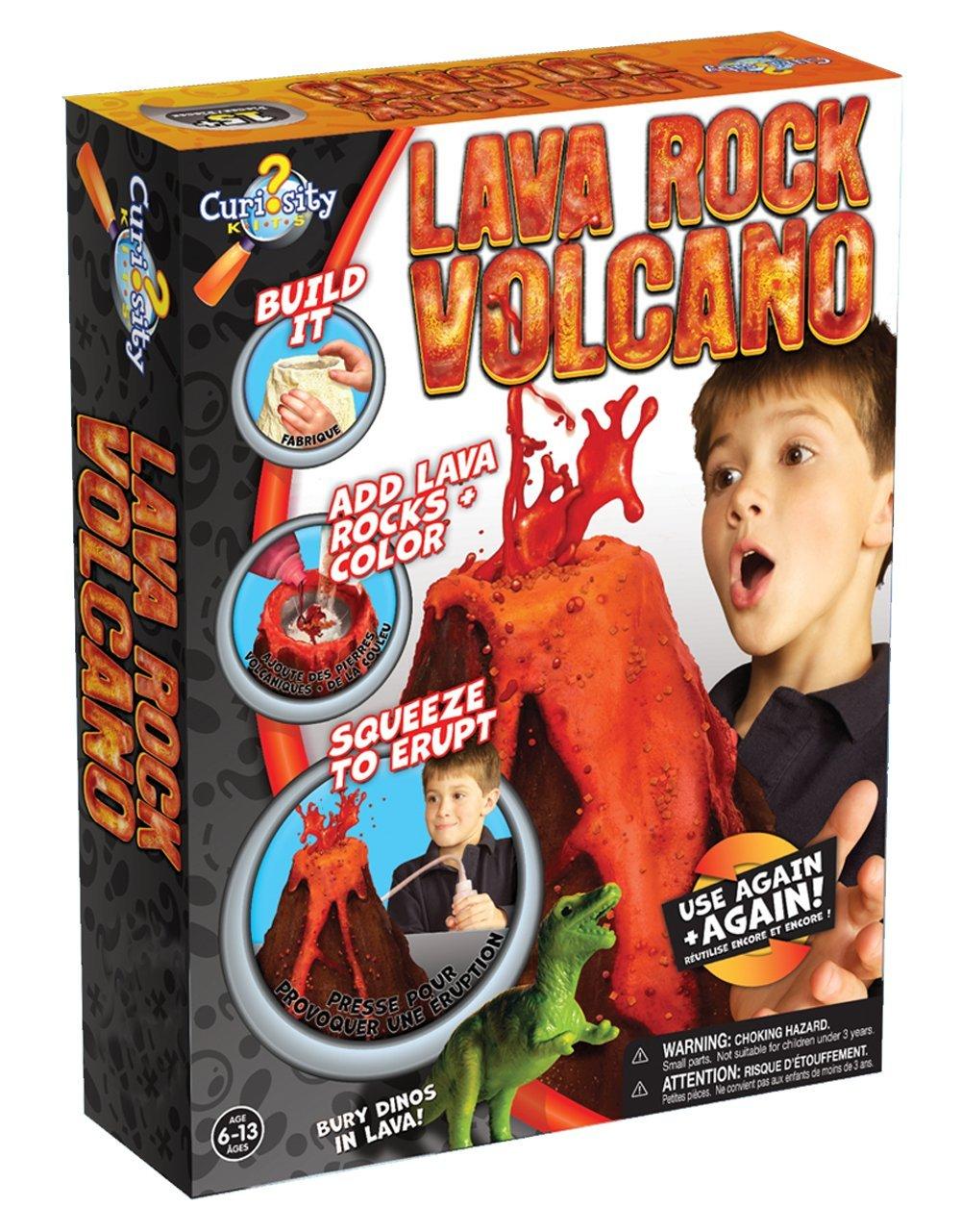 Curiosity Kits Lava Rock Volcano
