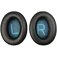 Replacement Ear-Pads for Bose QuietComfort QC 2 15 25 35 Ear Cushions for QC2 QC15 QC25 QC35 SoundLink/SoundTrue Around…
