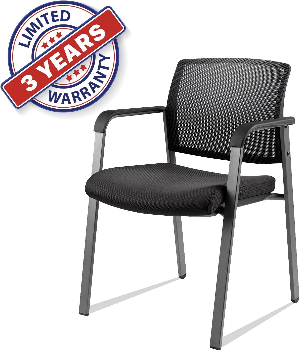 Upholstered Mesh Stacking Chairs ...  sc 1 st  Amazon.com & Stacking Chairs   Amazon.com   Office Furniture u0026 Lighting - Chairs ...