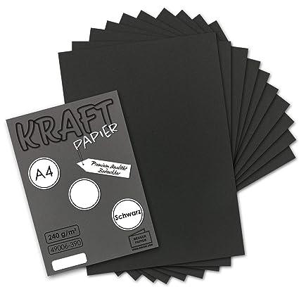 50 Blatt Din A4 280 g//qm tannengrün Tonpapier Karton Kartenkarton Basteln Papier