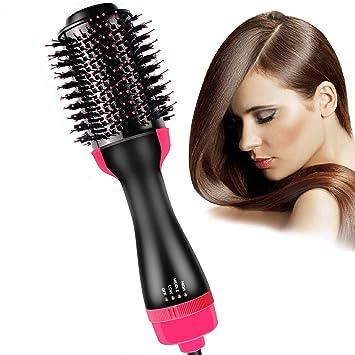 Amazon.com: Cepillo secador de pelo, cepillo de aire ...