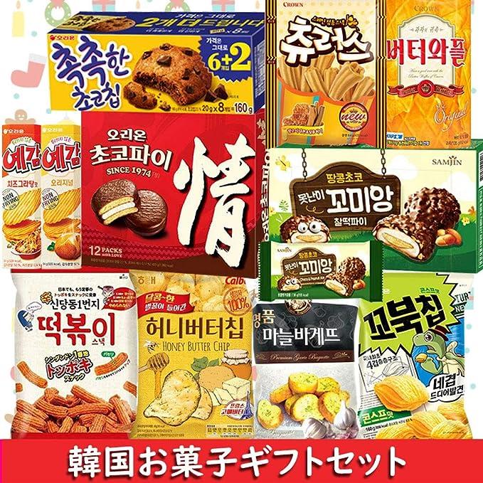 通販 菓子 韓国 お tokki maeul