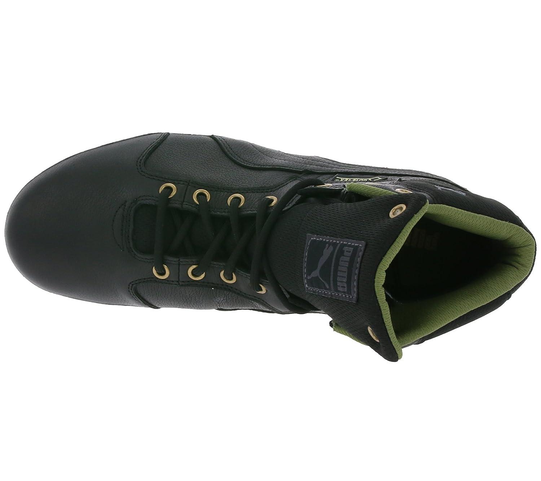 Puma Herren Tatau Schwarz Mid L GTX High-Top Schwarz Tatau (schwarz-burnt Olive-dark Shadow-bronze-Weiß 04) 8a39d9