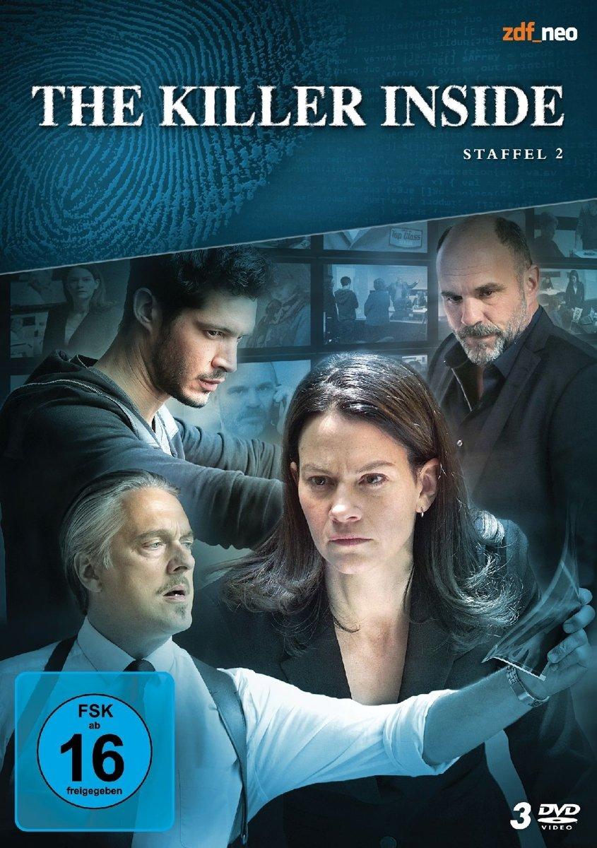 The Killer Inside Staffel 2 3 Dvds Amazonde Fanny