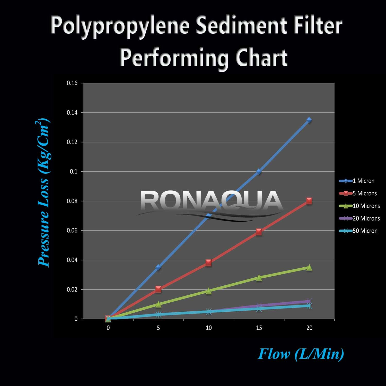 Dual Whole House Water Filter Purifier with Carbon Block and Sediment Filters by Ronaqua (Image #4)