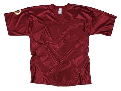 Washington Redskins NFL Men s Blank Dazzle Jersey - Maroon (Medium) deeb2b83b