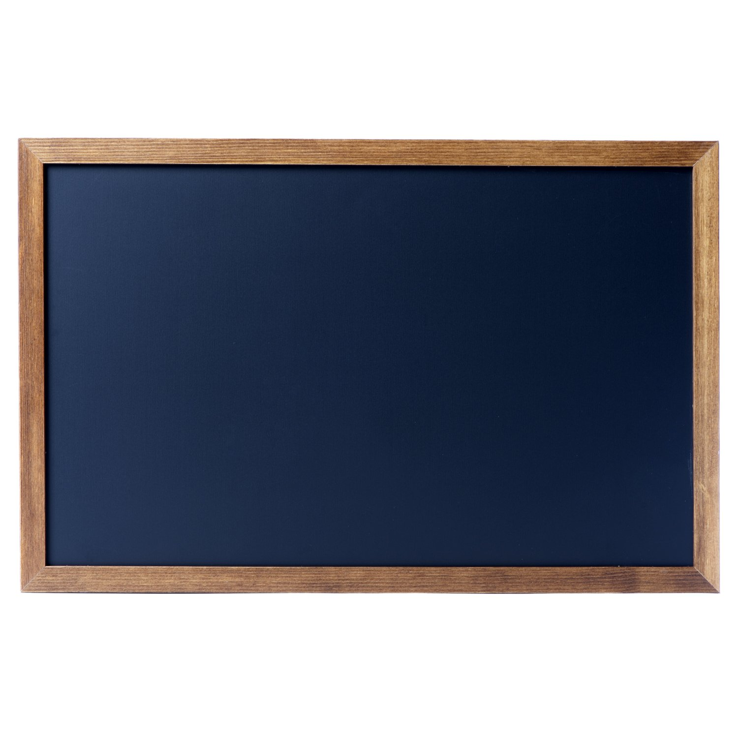 Cedar Markers 17''x11'' Chalkboard With Wooden Frame. 100% Non-Porous Erasable Blackboard and Whiteboard For Liquid Chalk Markers. Magnet Board Decorative Bulletin Board for Every Event (17x11)