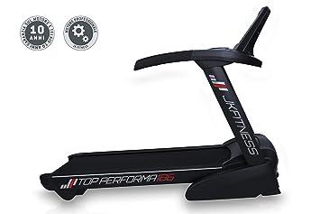 Jk Fitness Cinta de Correr Top Performa jk186 Motor AC - Plano ...