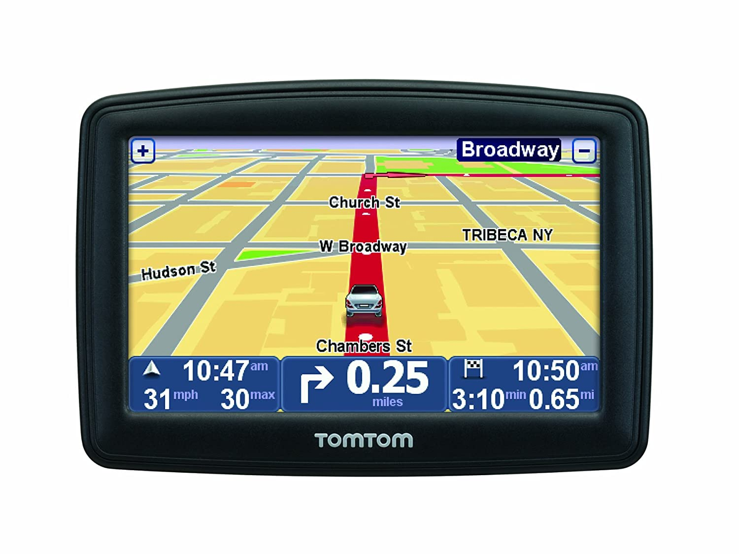 Amazon Com Tomtom Xl 335 4 3 Inch Portable Gps Navigator Cell Phones Accessories