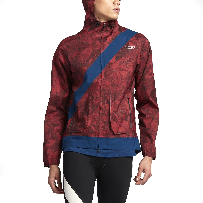 fab2520732 Nike   NikeLab Gyakusou Camo Leaf Jacket Size XL 886112 670  Amazon.co.uk   Clothing