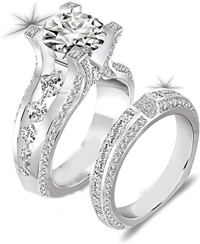 Newshe Jewellery JR4661_SS_W product image 1