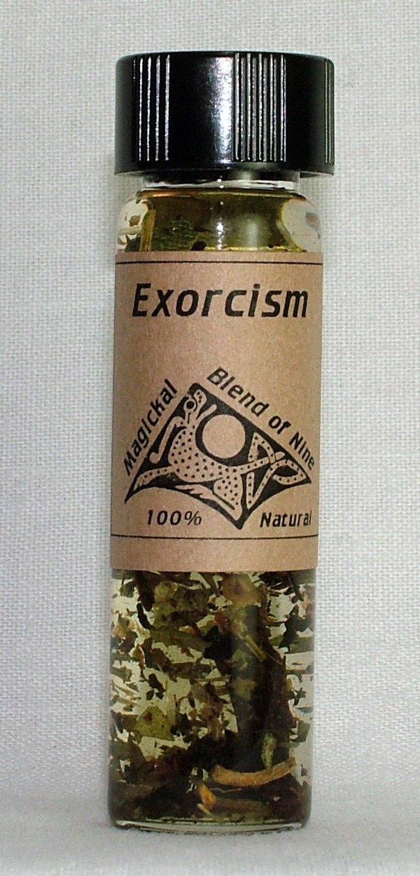 Exorcism Magickal Oil