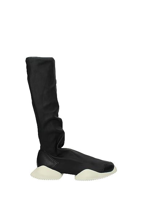 Botines Adidas Rick Owens Hombre - Piel (BA9786) 42 2/3 EU: Amazon.es: Zapatos y complementos