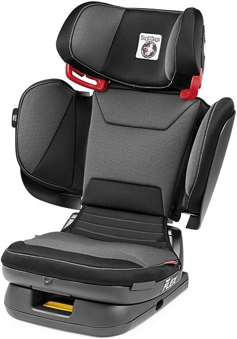 Peg Perego Viaggio, Silla de coche grupo 2/3 Isofix, negro: Amazon.es: Bebé