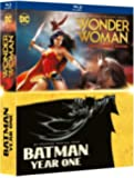 Wonder Woman + Batman: Year One - Coffret Blu-Ray