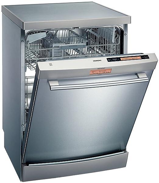 Siemens SE20T594EU lavavajilla Independiente 12 cubiertos A ...