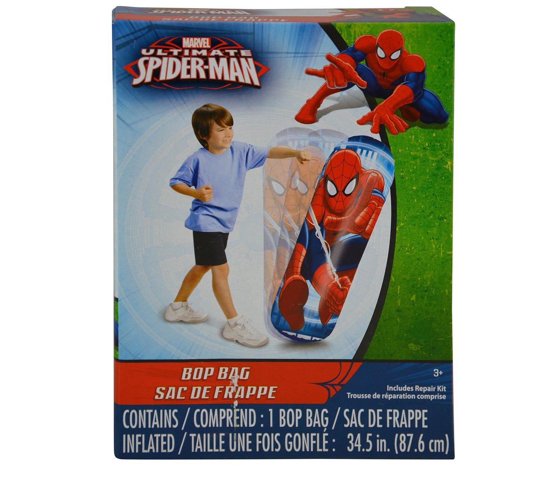 【人気急上昇】 mozllyマルチパック – Marvel Comics Marvel Spider Man 36インチTall Inflatable B073JS9JN9 – Bop Punching Bag ( Pack of 3 ) B073JS9JN9, 【創業100年】 ひめじやネット通販:bc02a3e8 --- a0267596.xsph.ru