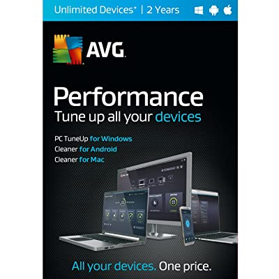 AVG Performance | Unlimited Devices| 2 Years Twister Parent