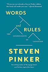 Words and Rules: The Ingredients Of Language (Science Masters Series) Kindle Edition