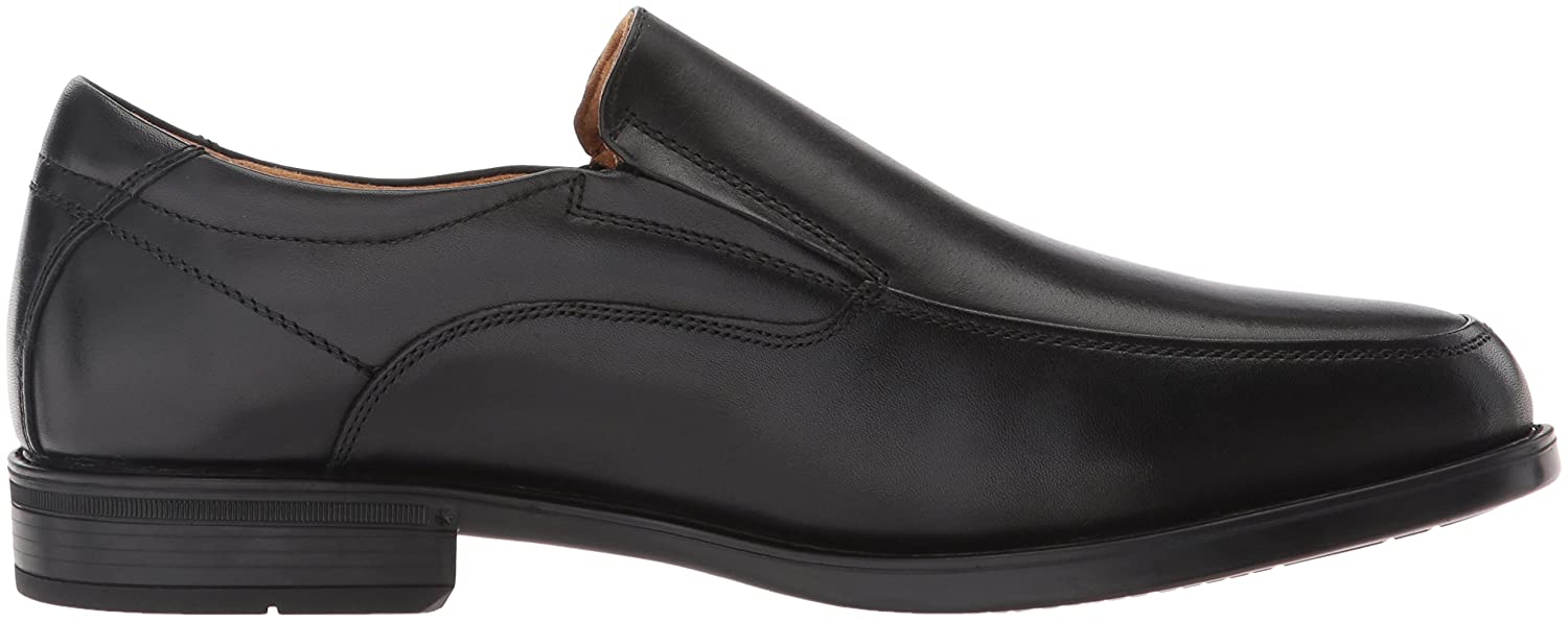Florsheim Men's Medfield Moc Toe Slip-On Loafer: Amazon.co.uk: Shoes & Bags