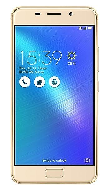 Asus Zenfone 3s Max  Gold, 32  GB   3  GB RAM