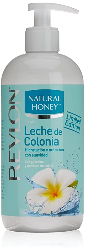 Natural Honey Frescor de Colonia Loción Corporal - 400 ml