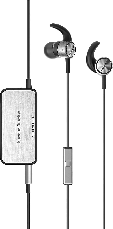 Harman Kardon SOHO II NC Active Noise Cancelling In-Ear Headphones