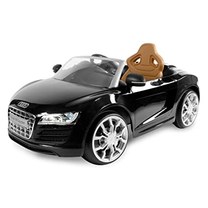 Amazoncom Avigo Audi R Spyder Volt Ride On Toys Games - Audi r8 convertible