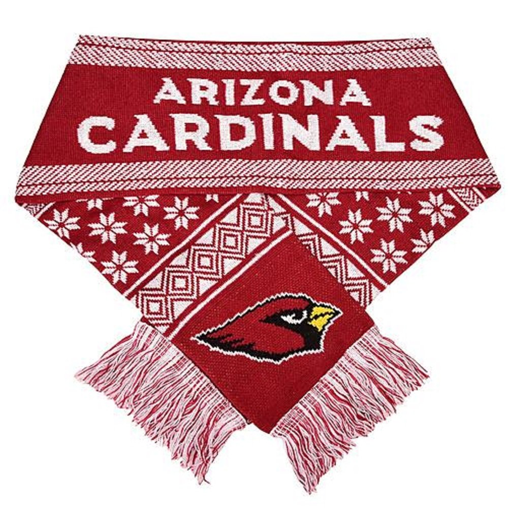 Mens Reversible Scarf Arizona Cardinals