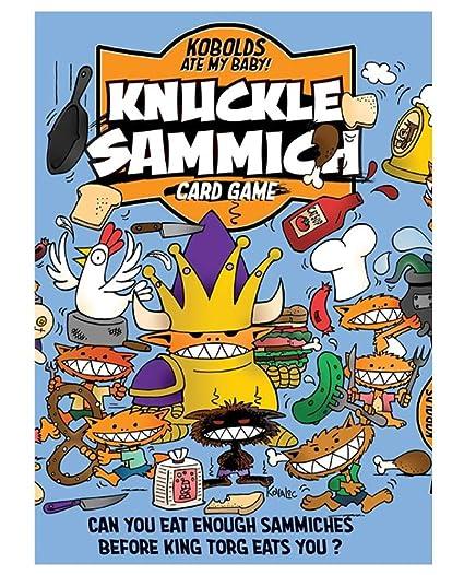 amazon com knuckle sammich toys games