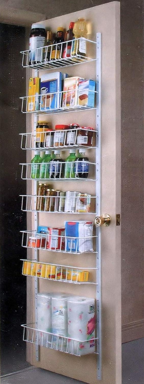 18 Inch Adjustable Door Rack B.W. 8920