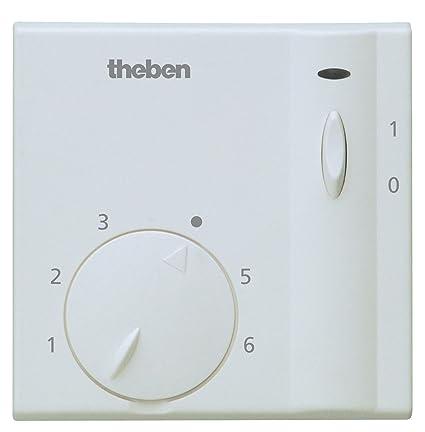 Theben 7140016 RAM 714 A - Termostato