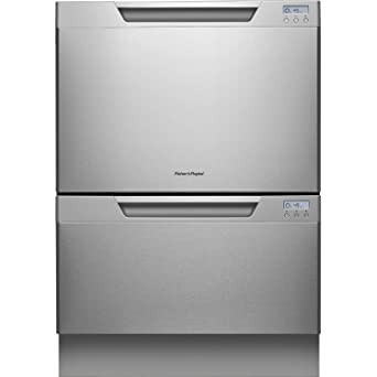 Fisher Paykel DD24DCTX7 DishDrawer 24u0026quot; Stainless Steel Semi Integrated  Dishwasher   Energy Star