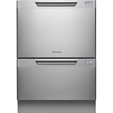 Fisher Paykel Dddcx Stainless Steel Fully Integrated Dishwasher Energy Star