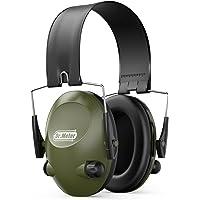 Dr.meter EM200 Hearing Protection Earmuffs, Safety Earmuffs