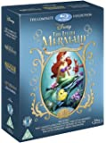 The Little Mermaid Collection [Blu-ray]