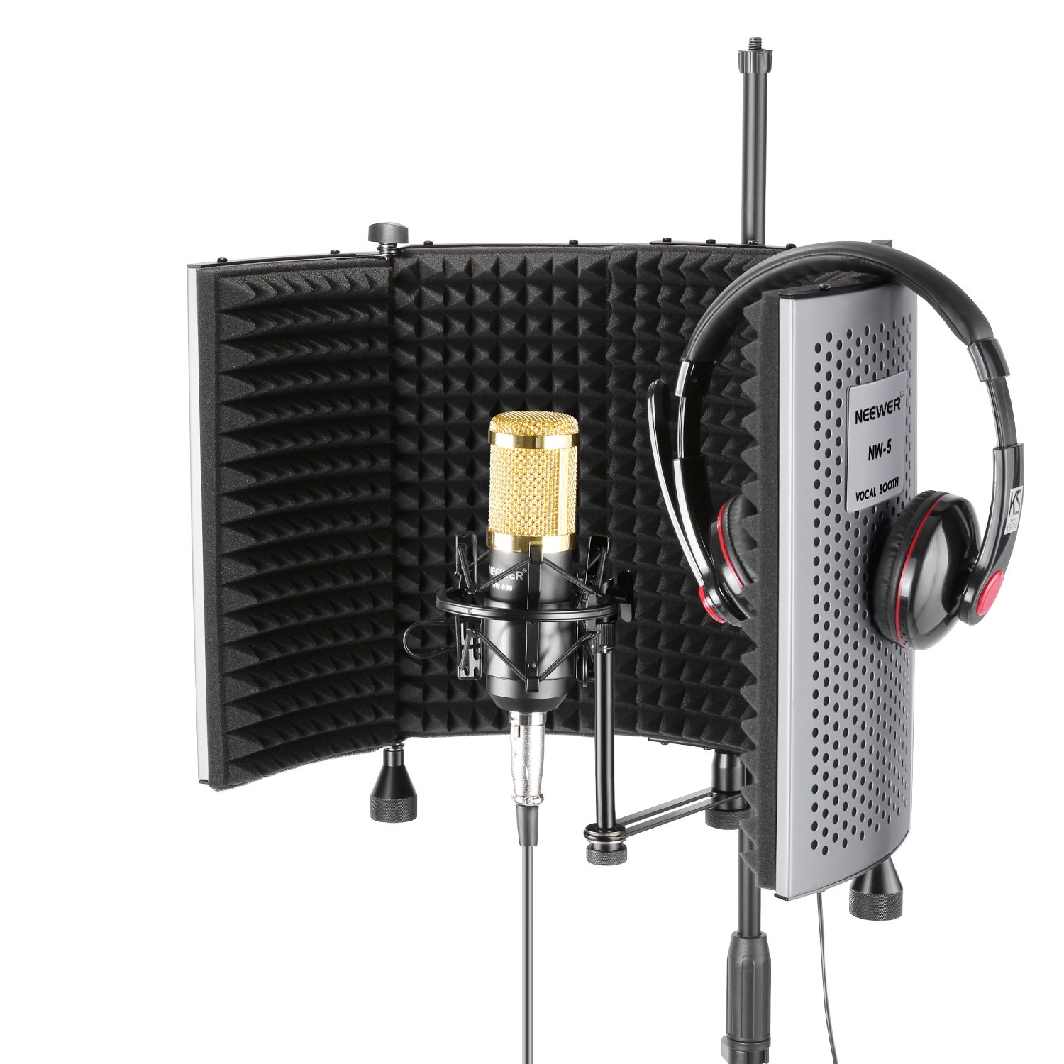 twitch-streaming-acoustic-panel-mic