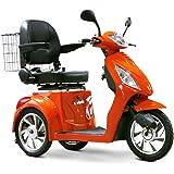 Senior Scooter - Electric Mobility (Orange)