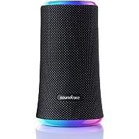 Anker Soundcore Flare 2 Bluetooth-luidspreker, met IPX7 waterbescherming, 360 graden allround geluid en 12 uur…