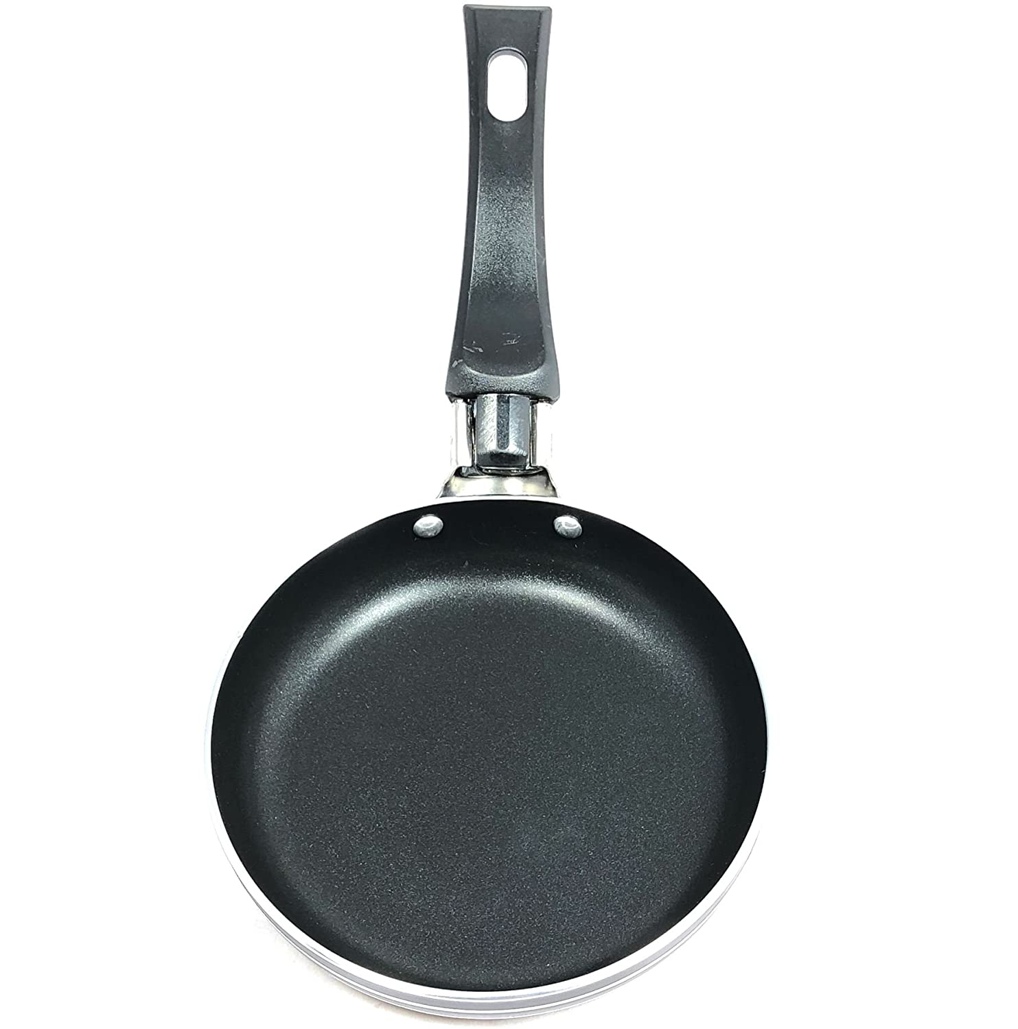 Cookware, Dining & Bar Pots & Pans One Egg Small Mini Frying Pan Frypan Blini Fry Pan Non Stick 12cm By Pendeford
