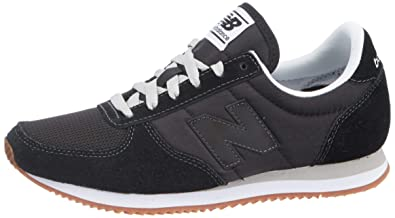 c861cd32b8 new balance Men's 220 70s Running Black Sneakers-12.5 UK/India (47.5 ...