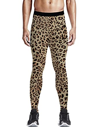 7fa47d31c12c Men compression tight pants leopard print base jpg 339x445 Leopard print  base