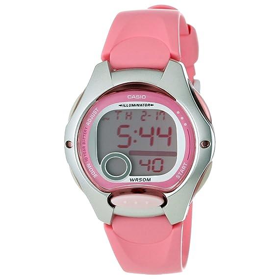 Reloj casio Digital Sport lw200-4b cronografo Multi - led -Resina - Water Resist: Amazon.es: Relojes