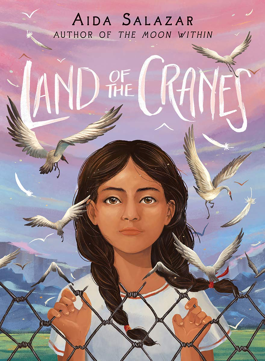 Land of the Cranes: Salazar, Aida: 9781338343809: Amazon.com: Books