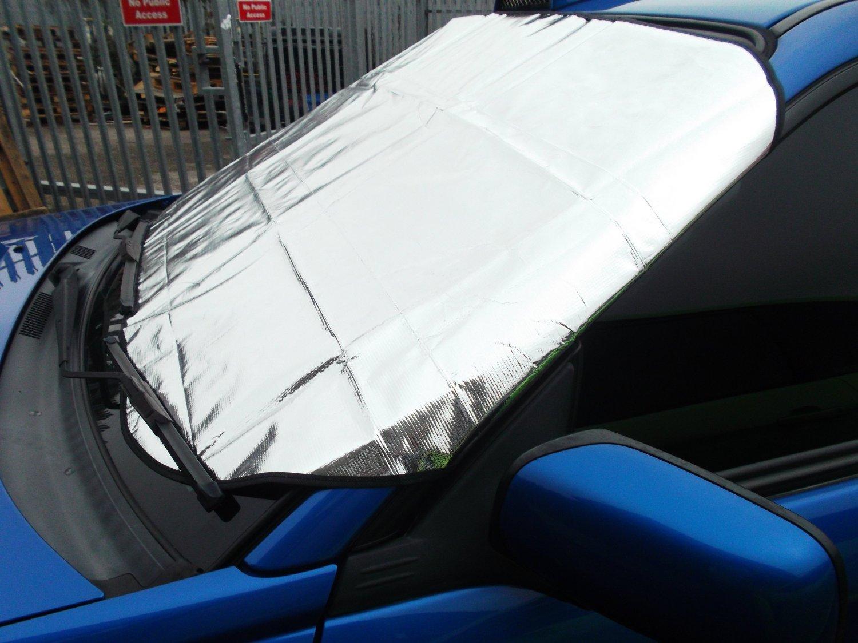 Motionperformance Essentials Housse de protection en aluminium pour pare-brise